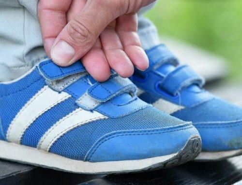Detección de tipo de pie en niños