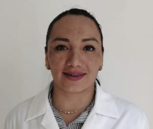 Pdga. Ariadna Irazuki Hernández Tovar